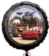 Toptan ucuz Folyo balon yuvarlak ARABA modeli, Toptan Satış
