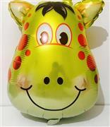 Safari Model Zürafa Folyo Balon, Toptan Satış
