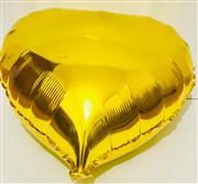 Altın Rengi Kalp Folyo Balon, Toptan Satış