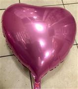 Pembe Kapli Folyo Balon 18 inç, Toptan Satış