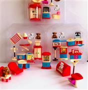 Ev Mobilyaları Oyuncak Seti, Toptan Satış