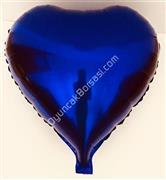 Mor Renk Kalp Folyo Balon, Toptan Satış