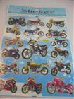 Toptan Sticker Motorsiklet Modeli kod ff-101a, Toptan Satış
