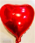 Kalp Folyo Balon Mini kırmızı, Toptan Satış