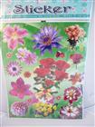 Toptan Sticker çiçek Modeli blf-015a, Toptan Satış