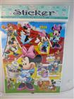 Toptan Sticker Mickey Mause Modeli bl-1013, Toptan Satış