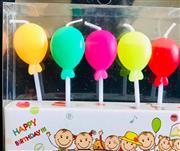 Balon Şeklinde Parti Mumu, Toptan Satış fiyatları