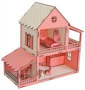 Pembe Barbie Ev 45 cm Eşyalı, Toptan Satış