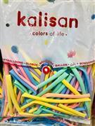 Makaron renk Sosis Balon, Toptan Satış