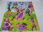 Pamuk Prenses sticker a4, Toptan Satış