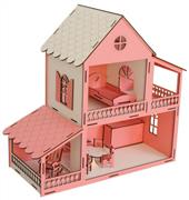 Pembe Barbie Ev 45 cm Eşyalı, Toptan Satış fiyatları