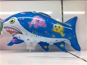 Toptan çubuklu folyo balon köpek balığı Büyük, Toptan Satış fiyatları
