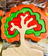 Waldrof Renkli Ağaç Oyuncak, Toptan Satış fiyatları