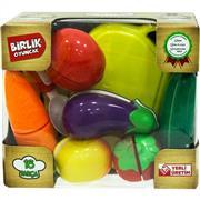 Kesmeli Sebze-Meyveler 16 Parçalı, Toptan Satış fiyatları