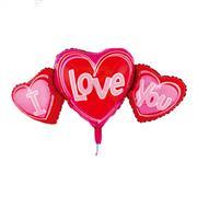 toptan folyo balon 3 lü kalp, Toptan Satış fiyatları
